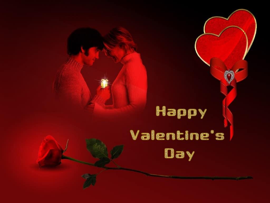 Happy Valentines Day Wallpaper 08