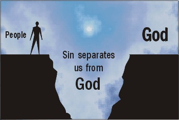 Sin Separates From GOD