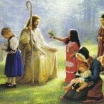 Jesus Christ Widescreen Wallpapers 07