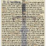 Spiritual Warfare Rhema Scroll