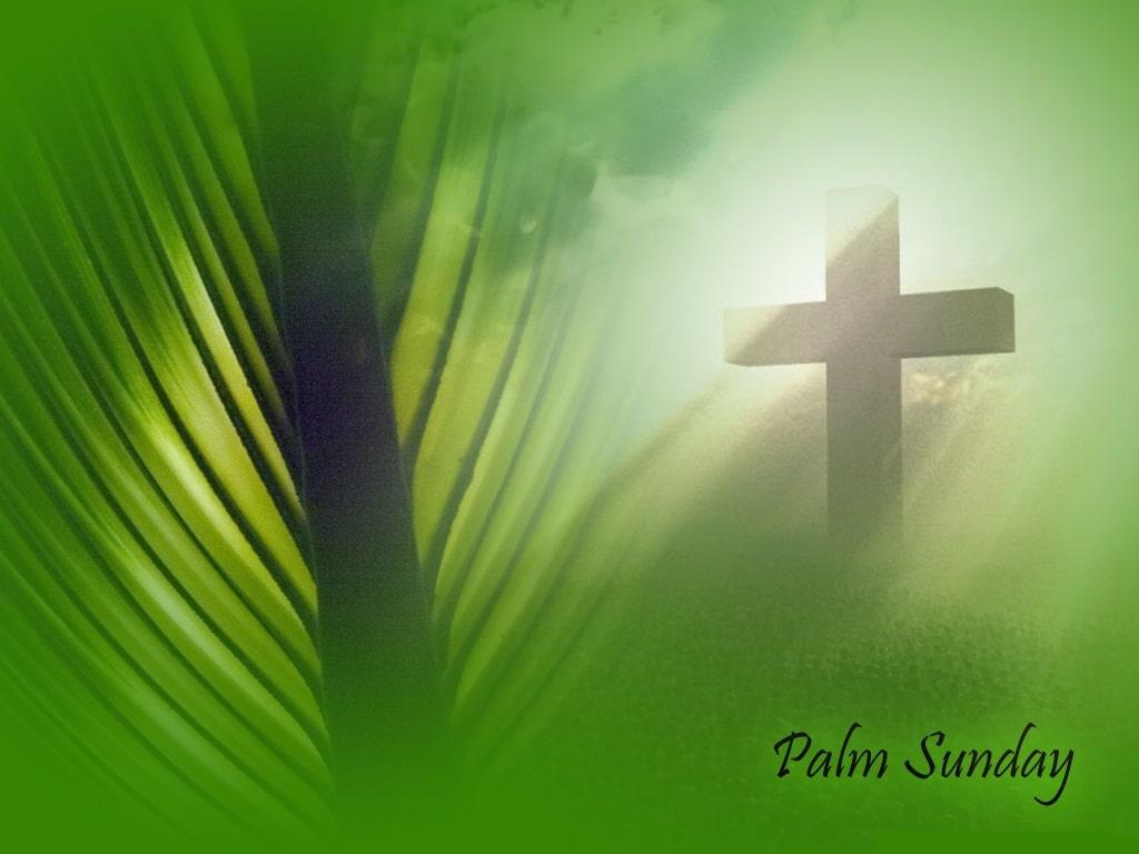 Palm Sunday Wallpaper 02