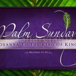 Palm Sunday Wallpaper 05