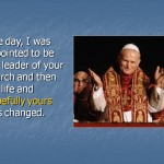 Pope John Paul II Slideshow 05