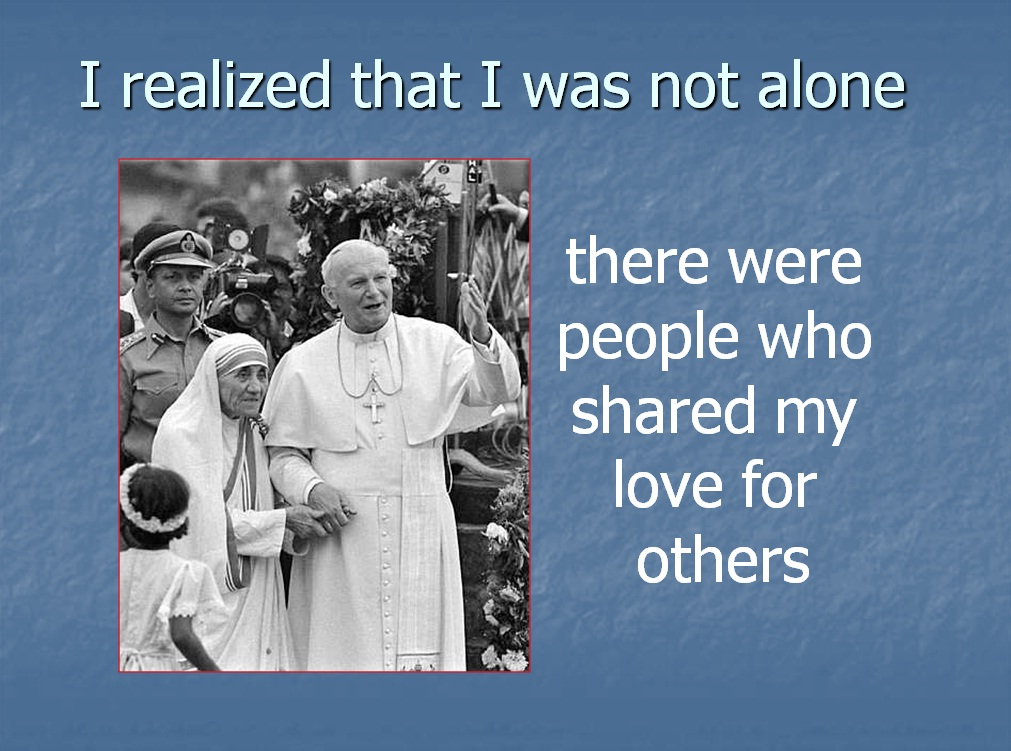 Pope John Paul II Slideshow 08
