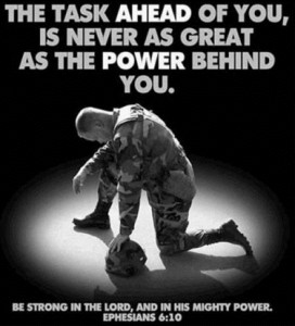Prayer for Armed Forces