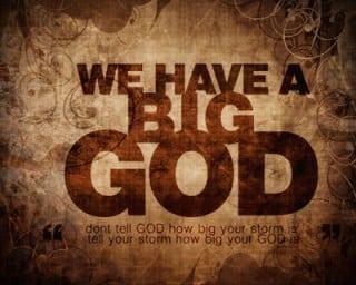 A Big God