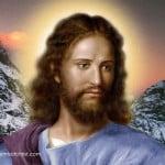 Jesus Face Paintings 04