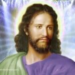 Jesus Face Paintings 07