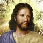Jesus Face Paintings 10