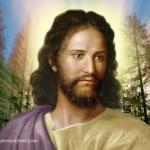 Jesus Face Paintings 12