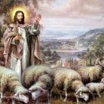 Jesus Oil Paintings 03