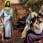 Jesus Oil Paintings 07