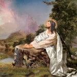 Jesus Oil Paintings 08