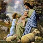 Jesus Oil Paintings 13