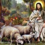 Jesus Oil Paintings 15