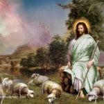 Jesus Oil Paintings 16