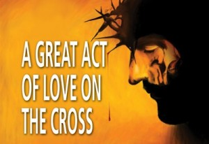 Love On The Cross