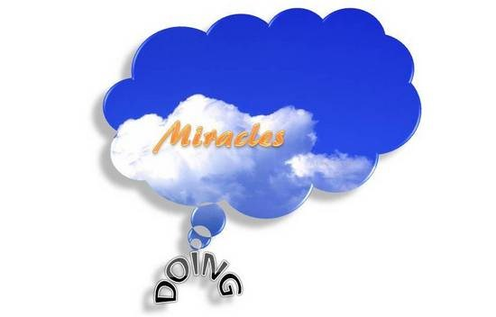 There Is A Miracle In Your Doing