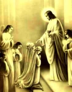 Prayer After Holy Communion
