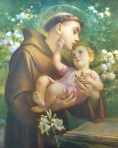 Prayers to St. Anthony