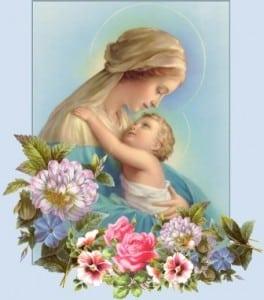 Happy Birthday Mother Mary