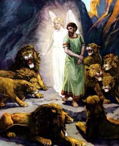 Protect you like Daniel