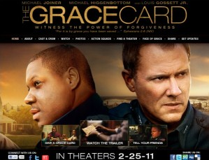 The Grace Card - Movie Review