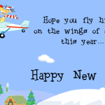 2012 New Year Greeting Cards 15