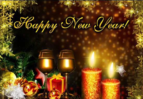 Download New Year Greeting – Free wallpaper download