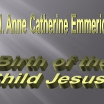 Birth of The Child Jesus slide 02
