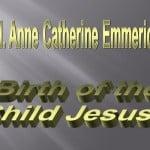 Birth of The Child Jesus slide 02