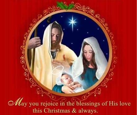 christmas greeting cards 15 - Jesus Christmas Cards