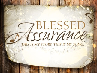 Assurance From The Scriptures