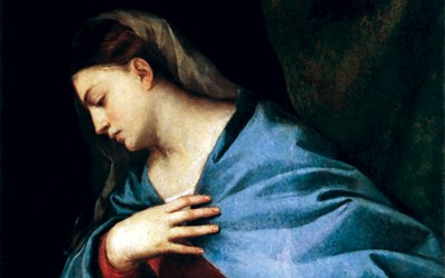 Birth of Mother Mary