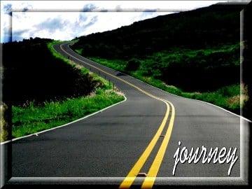 Enjoy The Journey Of Life