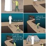 Jesus Christ Cartoon 01