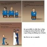 Jesus Christ Cartoon 06
