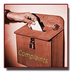 Complaint Without Desiring A Solution