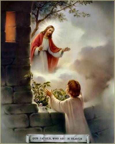 Lord's Prayer Picture 01