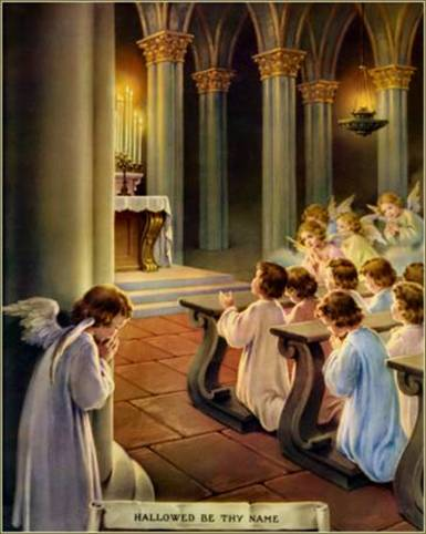 Lord's Prayer Picture 02