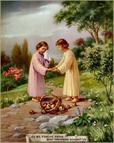 Lord's Prayer Picture 07
