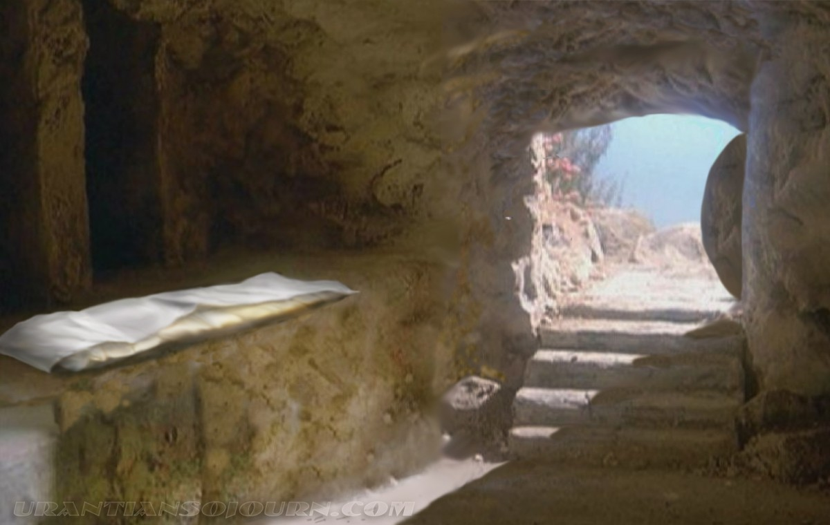 Empty Tomb Of Jesus Pictures