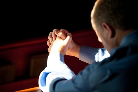 How to pray the perfect prayer