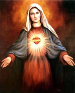 Prayer To The Immaculate Heart Of Mary
