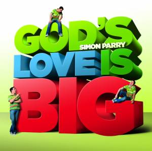 Gods Love is BIG