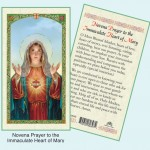 Novena Immaculate Heart Mary