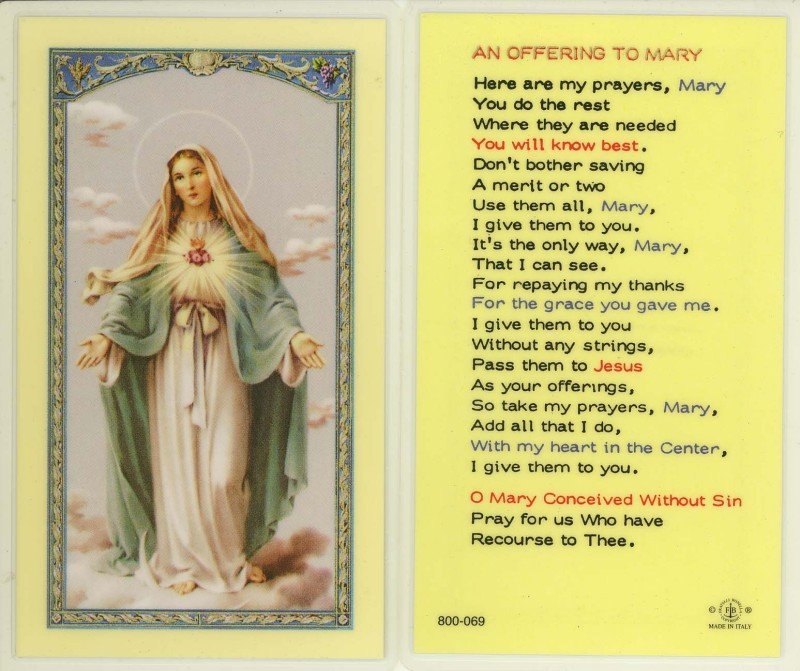 It's just a graphic of Eloquent Printable Catholic Prayer Cards