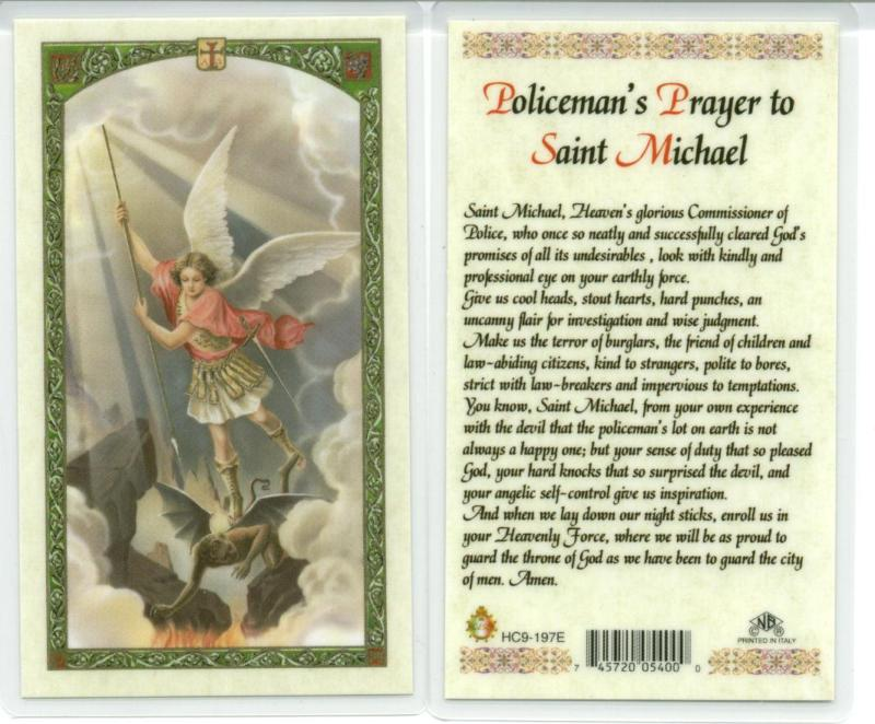 Tactueux image inside printable catholic prayer cards