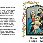 Prayer to Blessed Mother