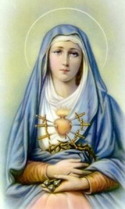 To Our Lady The Mould Of God
